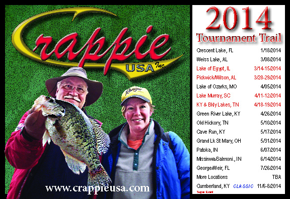 Crappie NOW How To Russ Bailey