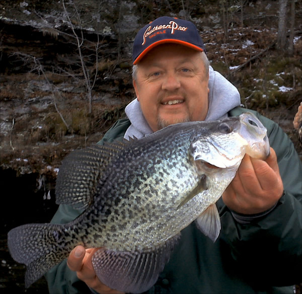 Specialized Tactics For Transition Crappie