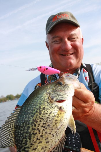 Crappie NOW How To Tackle and Boat Organizing Aides