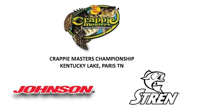 CRAPPIE MASTERS CHAMPIONSHIP KENTUCKY LAKE, PARIS TN