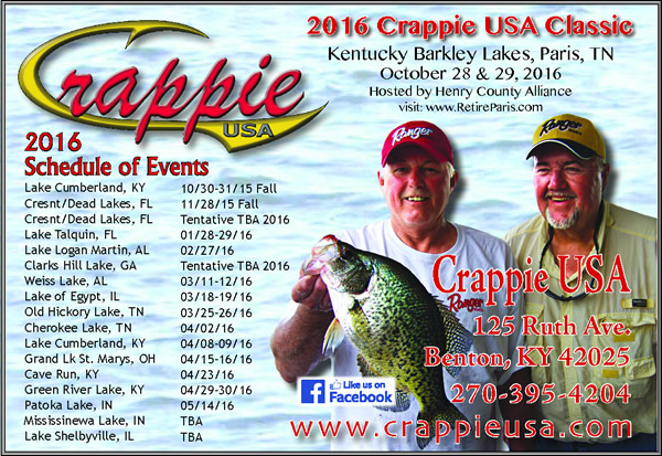 Crappie USA