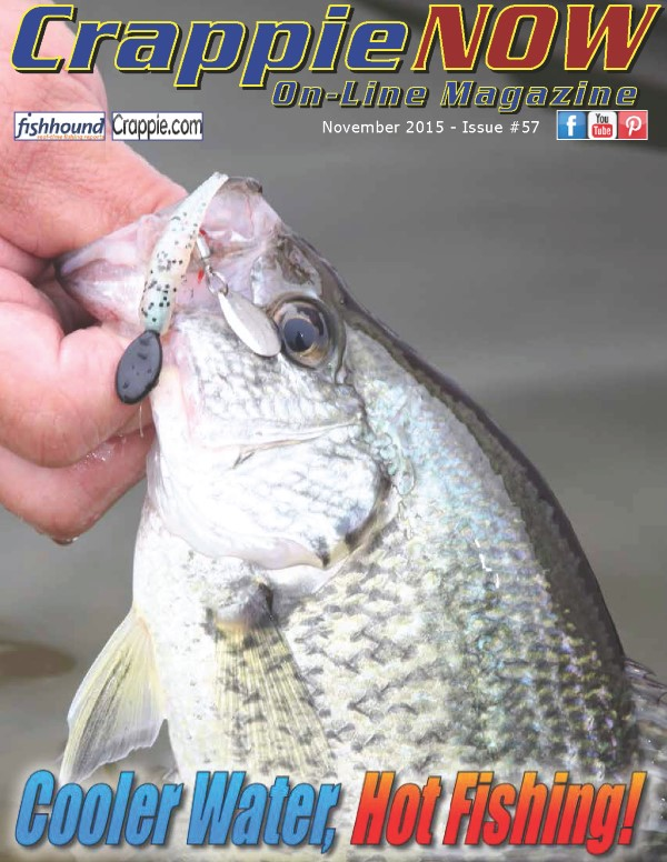 Crappie NOW- November2015