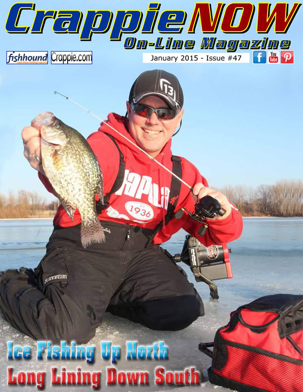 Crappie NOW January 2015