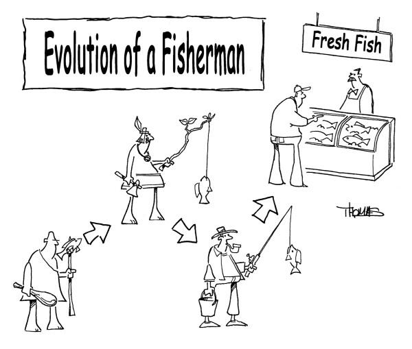 2653Of-EvolutionFisherman