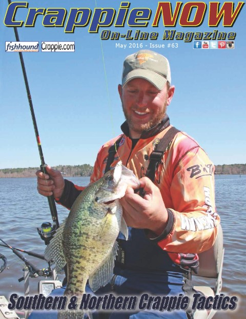 Crappie NOW - May2016