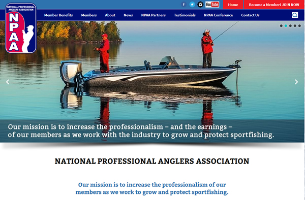 NATIONAL PROFESSIONAL ANGLERS ASSOCIATION