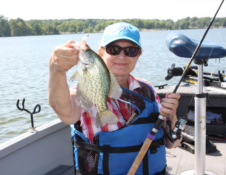 Drift Fishing – The Pymatuning Drift
