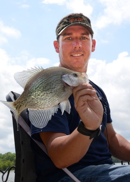 """If I had to pick the one ingredient that makes the biggest difference in fishing lakes and rivers, it would be the amount of current present and how often that current runs,"" Scott Williams explains."