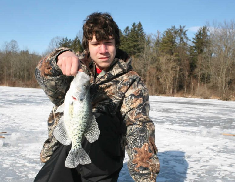 Crappie NOW - January 2017