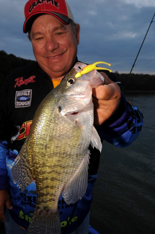 CRAPPIE NOW! – FREE Digital Magazine Enhancing Baits With Scent
