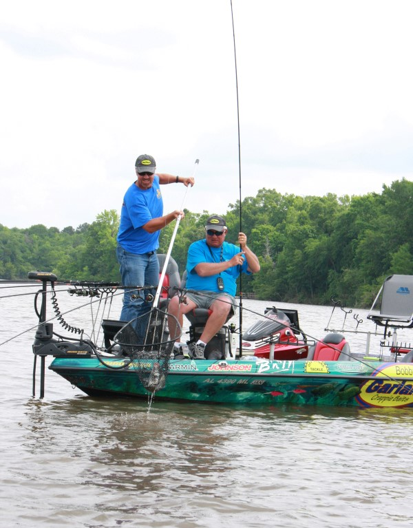 Crappie now free digital magazine the future of crappie for Crappie fishing boats