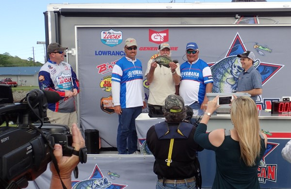 The American Crappie Trail having fun with the media event. They are including TV and live feeds of their tournaments.