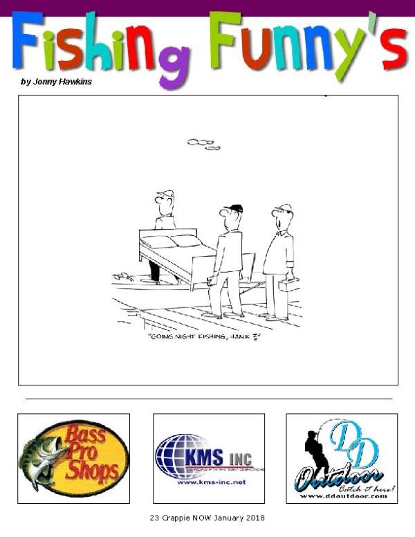 Fishing Funny's