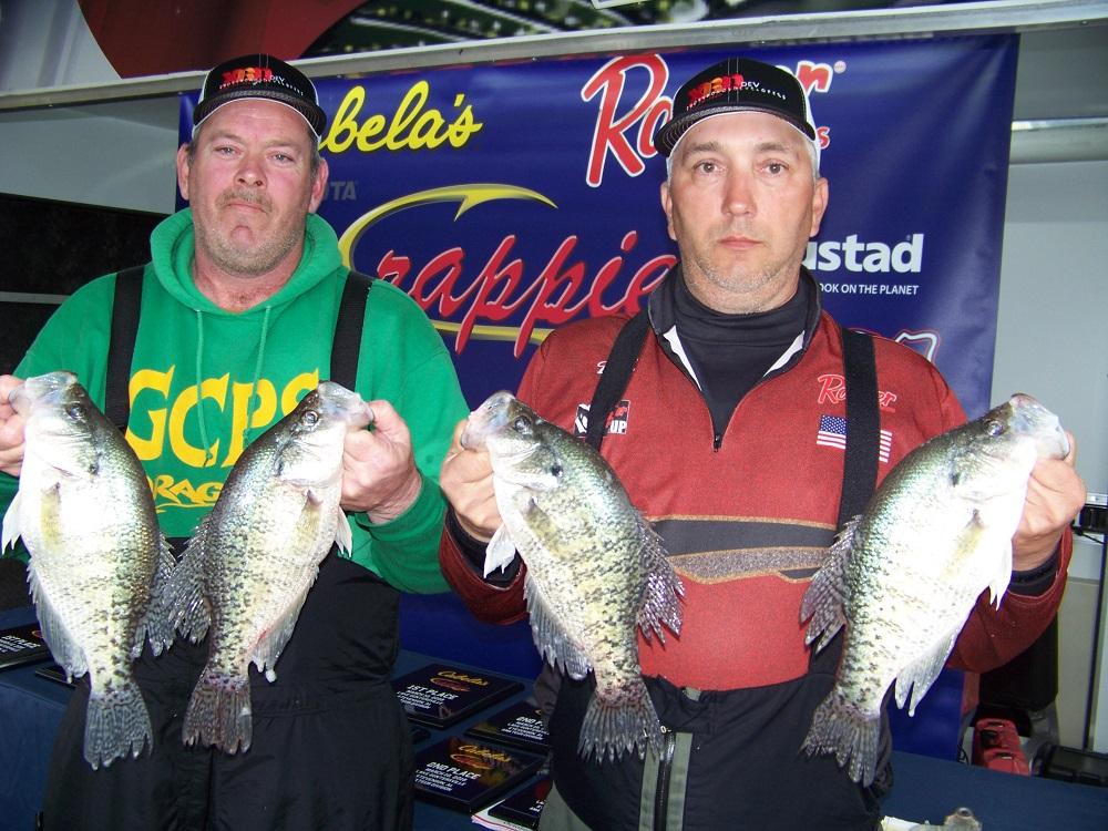 Dale Thompson and Eddie Milby Win CUSA on Guntersville