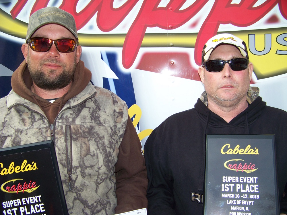 Strobel and Shoot win CUSA on Windy Lake of Egypt
