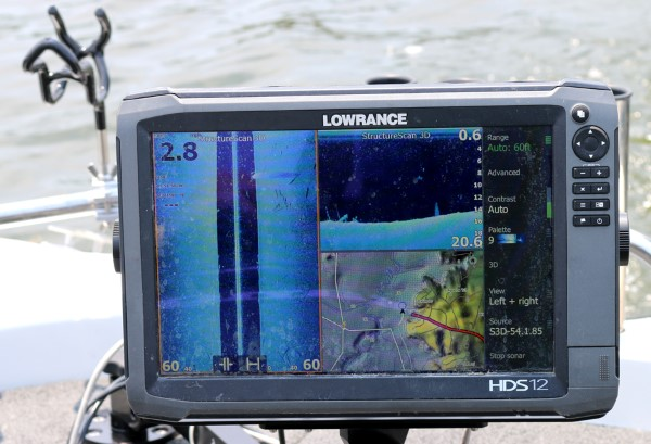 Good electronics is critical for any open-water fishing. Side Imaging and Down Imaging are two good tools for finding crappie with sonar, mapping and other views also bing important.