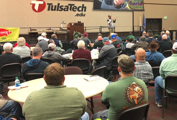 Crappie University classes are hosted at college campuses and consist of eight hours of instruction taught in a classroom setting by expert crappie anglers. The 2019 schedule includes classes in Illinois, Kansas, Kentucky, Louisiana, Missouri and Oklahoma.
