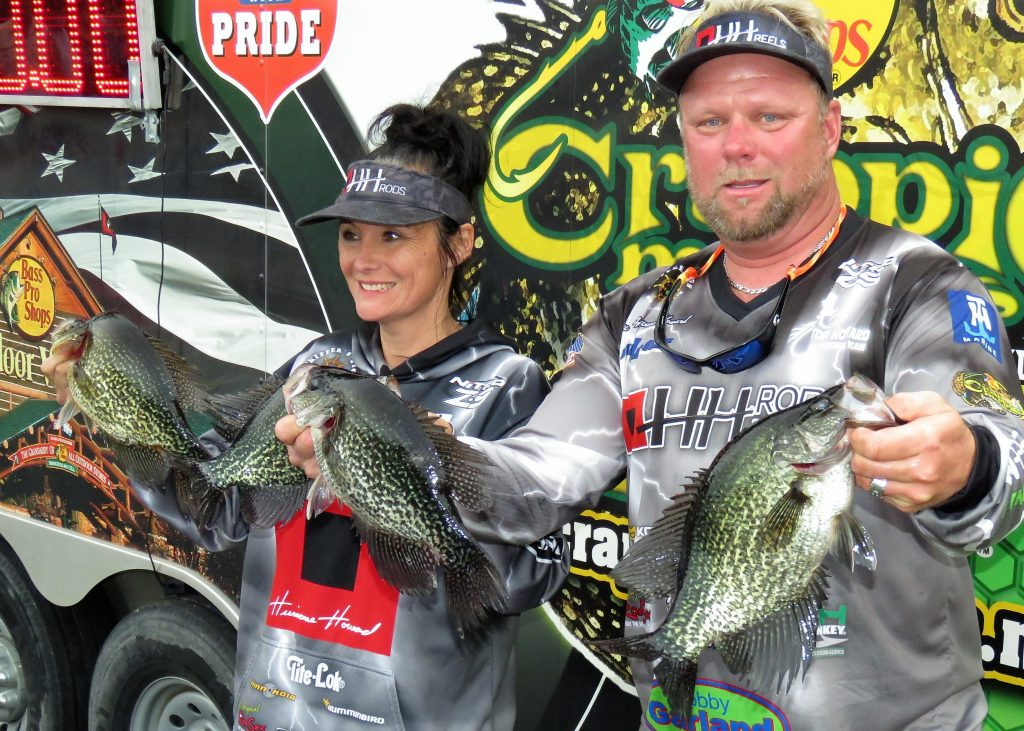 crappie, specks, Florida, St Johns River, Tournament, Crappie Masters. BnM poles
