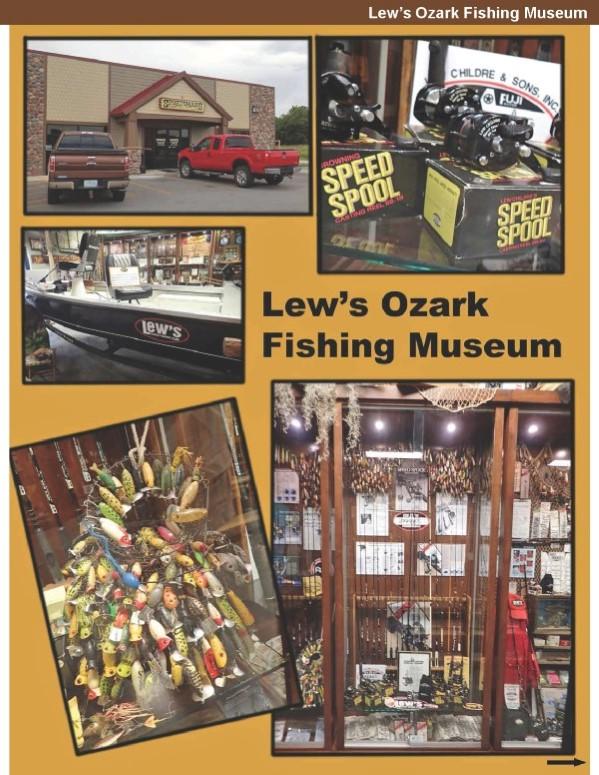 Lew's Ozark Fishing Museum